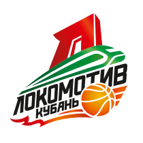 Full-color logo of Lokomotiv-Kuban russian, white background