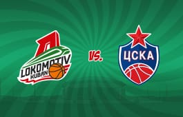 Lokomotiv Kuban vs. CSKA. The VTB United League. Preview